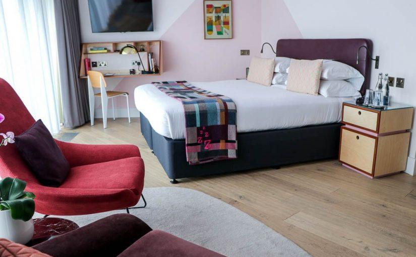 Londra Staycation: Zetter Hotel în Clerkenwell