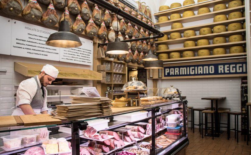 În cazul în care să Mănânce și să Bea Ca un Local din Bologna
